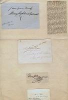 view Benjamin W. Austin Liberian Autograph Collection digital asset: Benjamin W. Austin Liberian Autograph Collection