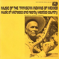 view Music of the Tarascan Indians of Mexico [sound recording] / recorded by Henrietta Yurchenco digital asset number 1