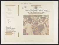 view Sacred guitar and violin music of the modern Aztecs [sound recording] / recordings, notes and photographs by Paul Jean Provost and Alan R. Sandstrom digital asset number 1