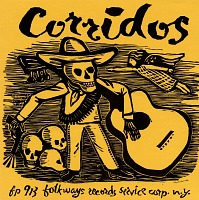 view Mexican corridos [sound recording] digital asset number 1
