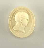 view plaster cast, antique cameo digital asset number 1