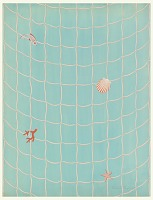 view Fishnet Pattern, Wallpaper Design digital asset number 1