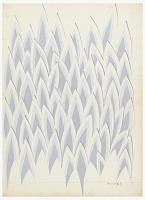 view Stylized Leaf Pattern, Wallpaper Design digital asset number 1