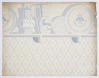 view Wallpaper Design: China Display on Shelf digital asset number 1