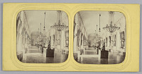 view Illuminated Stereograph: Grande Galérie à Trianon digital asset number 1