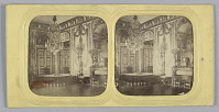 view Illuminated Stereograph: Salle du Conseil à Versailles digital asset number 1