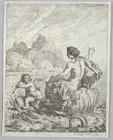 view Venus and Cupid on the Sea digital asset number 1