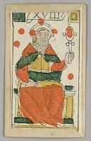 view Minchiate (Tarot) Playing Card digital asset number 1