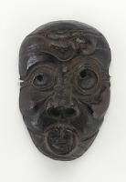 view Hyottoko mask digital asset number 1
