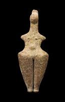 view Female figurine digital asset number 1