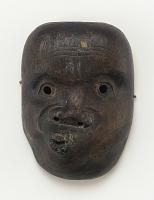view Male mask digital asset number 1