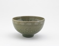 view Serving bowl in style of Longquan ware digital asset number 1