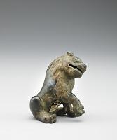 view Figure of a lion digital asset number 1