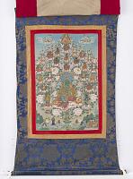 view Mahashri Tara and the Twenty-one Taras digital asset number 1