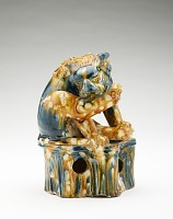 view Tomb figure of a lion digital asset number 1