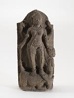 view Durga slaying the Buffalo Demon digital asset number 1