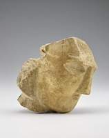 view Head of a woman, fragment digital asset number 1