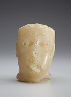 view Human head, fragment digital asset number 1