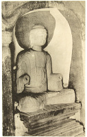 view Yamanaka Postcards of China digital asset: Postcards of Chinese Buddhist cave temples