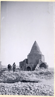 view Excavation of Samarra (Iraq): Anonymus Tomb [graphic] digital asset number 1