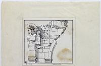 view D-334: Korykos. Spherical pendentive.SA-II, fig.25 digital asset: Korykos (Turkey): Spherical Pendentive [drawing]