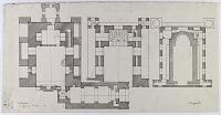view D-366a: Linjan District (Iran): Pir-i Bakran Mausoleum: Ground Plan digital asset: Linjan District (Iran): Pir-i Bakran Mausoleum: Ground Plan [drawing]