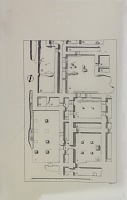 view D-873: Istakhr (?). Isometric plan of buildings with rooms numbered 1 to 41, numbered 47a. Bergner, 1933. This joins D-874 (marked 47b) with overlap of rooms 18--21 digital asset: Excavation of Persepolis (Iran): Fratadara Temple: Plan by Karl Bergner, [drawing]