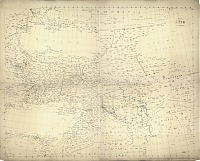 view D-910: Ptolemy's map of West Asia digital asset: Handwritten Annotation on Map Based on Ptolemy's Geography of Western Asia