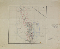 view Excavation of Samarra (Iraq): Survey Map Compiled by Hauptmann Ludloff, Part 2/3, Annotated by Ernst Herzfeld digital asset number 1