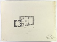 view D-1281: Damascus (Syria): Hafiziya Tomb: Ground Plan digital asset: Damascus (Syria): Hafiziya Tomb: Ground Plan [drawing]