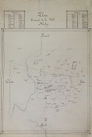 view D-1284: Aleppo (Syria): Sketch Plan of the City Including Citadel and Mosques digital asset: Aleppo (Syria): Sketch Plan of the City Including Citadel and Mosques [drawing]