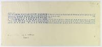 view D-1418: Susa (Iran): Inscription of Darius on a Column Base, DSj, Old Persian, Elamite, and Akkadian Version digital asset: Susa (Iran): Inscription of Darius on a Column Base, DSj, Old Persian, Elamite, and Akkadian Version