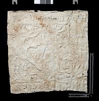 view SQ 16: Naqsh-i Rustam. Lines 27--34, right digital asset: Naqsh-i Rustam (Iran): Squeeze of Inscription, DNb, Old Persian Version, on the Tomb of Darius I