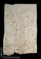 "view SQ 37: Naqsh-i Rustam: print marked. ""Bab L VIa 30--39"" digital asset: Naqsh-i Rustam (Iran): Squeeze of Inscription, DNb, Akkadian Version, on the Tomb of Darius I"