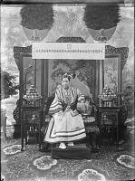view The Empress Dowager Cixi digital asset: The Empress Dowager Cixi
