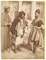 view A Dervish and Two Men [graphic] digital asset number 1