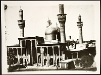 view Baghdad (Iraq): Mashhad al-Kazimiya [graphic] digital asset number 1
