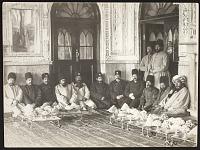 view Reception at the Shah's Palace digital asset: Reception at the Shah's Palace [graphic]