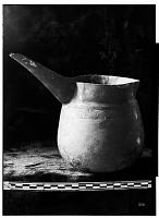 view Gilweran (Iran): Libation Copper Vessel with Long Upward Spout digital asset: Gilweran (Iran): Libation Copper Vessel with Long Upward Spout [graphic]