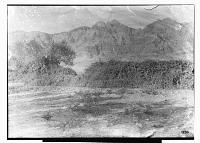 view Kurdistan (Iraq): View of Mountain Range and Valley, East of Rania digital asset: Kurdistan (Iraq): View of Mountain Range and Valley, East of Rania [graphic]