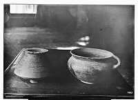 view Vicinity of Damghan (Iran): Silver-Grey Vessels with Burnished Linear Pattern digital asset: Vicinity of Damghan (Iran): Silver-Grey Vessels with Burnished Linear Pattern [graphic]