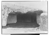 view Island of Kharg (Iran): Large Rock-Cut Tomb, Excavated out of the Surface Rock of the Plateau digital asset: Island of Kharg (Iran): Large Rock-Cut Tomb, Excavated out of the Surface Rock of the Plateau [graphic]