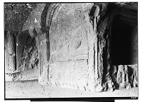 view Island of Kharg (Iran): Southern Tomb with Relief Depicting a Single Reclining Male on a Couch, Excavated out of the Surface Rock of the Plateau digital asset: Island of Kharg (Iran): Southern Tomb with Relief Depicting a Single Reclining Male on a Couch, Excavated out of the Surface Rock of the Plateau [graphic]