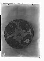 view Museum of Shah, Tehran (Iran): Glazed Nishapur-Type Vessel with Painted Palmettos digital asset: Museum of Shah, Tehran (Iran): Glazed Nishapur-Type Vessel with Painted Palmettos [graphic]