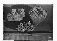 view Vicinity of Nishapur (Iran): Tepe Alp Arslan, Fragments of Stucco Ornamentation digital asset: Vicinity of Nishapur (Iran): Tepe Alp Arslan, Fragments of Stucco Ornamentation [graphic]