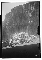 view Hajiabad (Iran): View of Place Called Tang-e Sah Sarvan with Grotto and Pahlavi Inscriptions Mentioning King Shapur I Exploits in Archery digital asset: Hajiabad (Iran): View of Place Called Tang-e Sah Sarvan with Grotto and Pahlavi Inscriptions Mentioning King Shapur I Exploits in Archery [graphic]