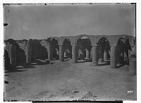 view Damghan (Iran): Tarik Khana: View of the Central Courtyard's Facade (Qibla Side) digital asset: Damghan (Iran): Tarik Khana: View of the Central Courtyard's Facade (Qibla Side) [graphic]