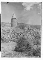 view Radkan (Iran): Tomb Tower at Radkan, West digital asset: Radkan (Iran): Tomb Tower at Radkan, West [graphic]