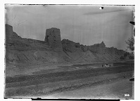view Damghan (Iran): Remnants of the Square Citadel digital asset: Damghan (Iran): Remnants of the Square Citadel [graphic]