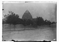 view Damghan (Iran): Unidentified Building [graphic] digital asset number 1